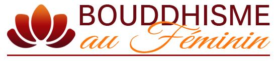 Logo Bouddhisme au féminin