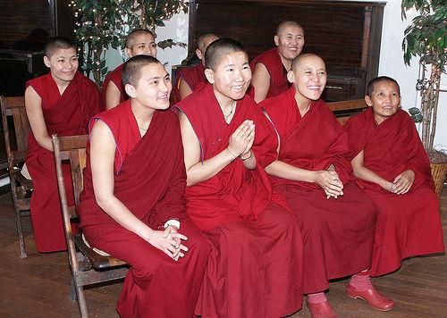 Rencontrer femme bouddhiste