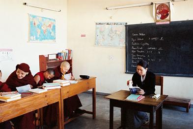 nonnes en exil