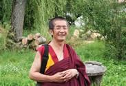Mogchok Rinpoché, août 2010