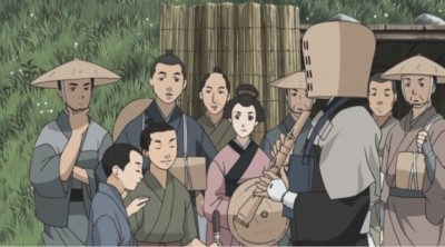 moine-shakuhachi